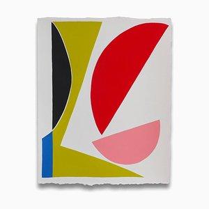 Pintura abstracta, Edge Space, 2016