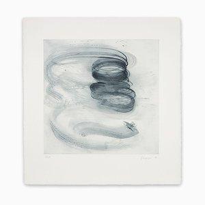 Impresión abstracta de Billabong, 2008