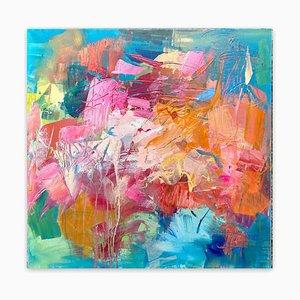 Cámara, Set, Acción, Pintura abstracta, 2019