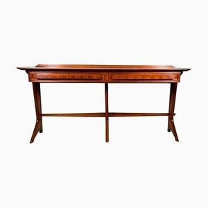Table Console par Ico Parisi