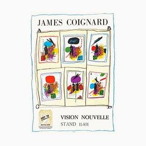 Expo 78 Vision Nouvelle II Poster von James Coignard