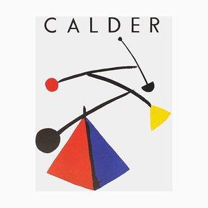 Poster Expo 54 Galerie Maeght AVL di Alexandre Calder