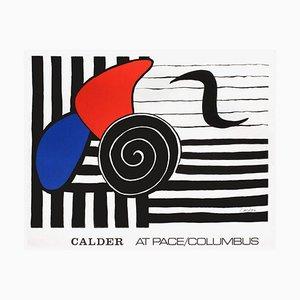 Poster Expo 72 At Pace Columbus di Alexandre Calder