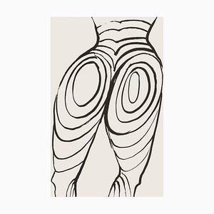 DLM173, Composición VIII, Alexandre Calder, 1968