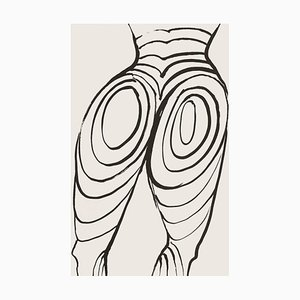 DLM173, Composizione VIII, Alexandre Calder, 1968