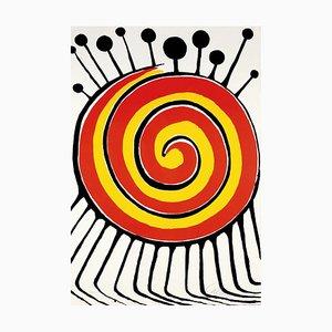 Spirale Millepieds de Alexandre Calder