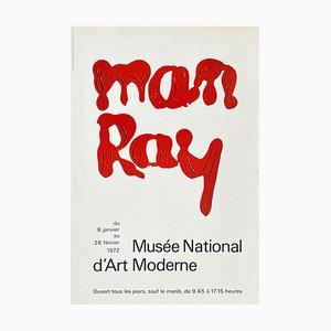 Expo 72 Musée National d'Art Moderne Poster von Man Ray