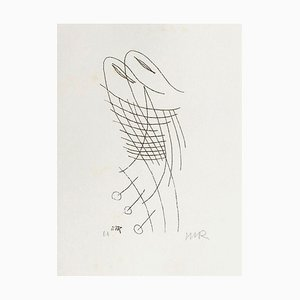 Les Treize Clichés Vierges H di Man Ray