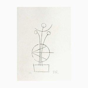 Les Treize Clichés Vierges O by Man Ray