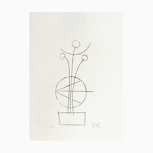 Les Treize Clichés Vierges O von Man Ray
