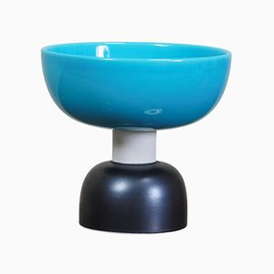 Mid-Century Alzata Grand Vase by Ettore Sottsass for Bitossi