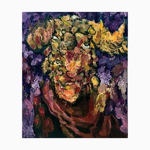 Renjie Gao, Retrato No.9 Torero, 2021, Arte chino contemporáneo