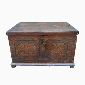 Antique Top Box, Late 1700s