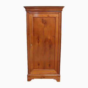 Small Solid Cherry Wood Cabinet