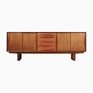 Rosewood Sideboard from Skovby Mobler, Denmark, 1960s