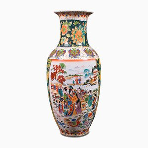 Vaso vintage Art Déco, Cina, anni '40