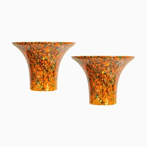 Murano Glass Wall Sconce from Peill & Putzler, Germany