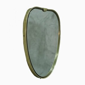 Italian Heart-Shaped Mirror, 1960s
