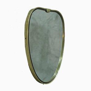 Italienischer Herzförmiger Spiegel, 1960er