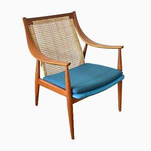 Armchair by Peter Hvidt & Orla Mølgaard-Nielsen for France & Søn / France & Daverkosen, 1950s