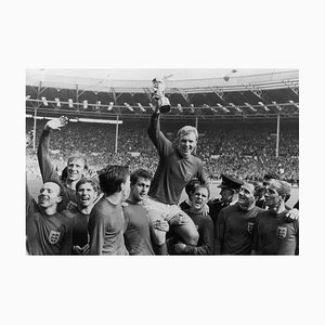 World Cup Victory Resin Print by Central Press