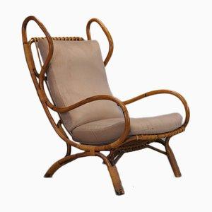 Chaise Continuum par Gio Ponti pour Pierantonio Bonacina, 1960s