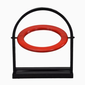 Table Mirror by Ettore Sottsass for Poltronova, 1960s