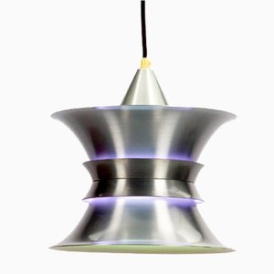 Metal & Purple by Bent Nordsted for Lyskaer Belysning Lamp
