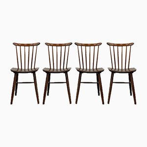 Ironica Chairs from TON, Set of 4