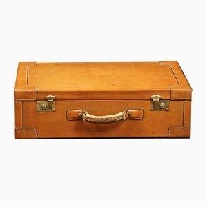 Großer Leder Koffer