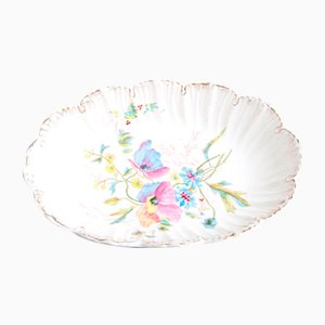 Pink Floral Bowl from Fran A. Mehlem