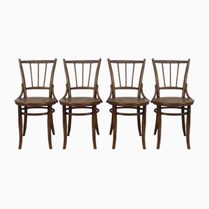 Bistro Chairs, Set of 4