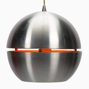 Lampada a sospensione Space Age in metallo