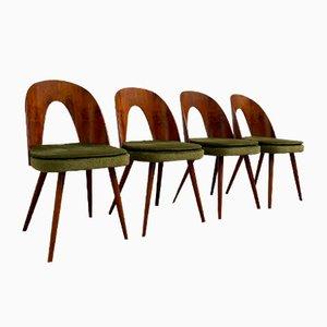 Stühle von A. Suman, 4er Set