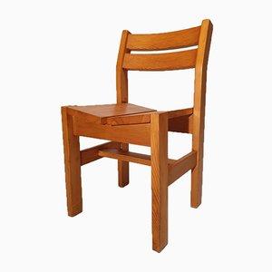 Stuhl von Charlotte Perriand für Maison Regain, 1960er