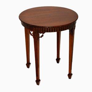 Tavolino edoardiano antico