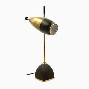 Mod. Lampada da tavolo o da scrivania nr. 577 di Oscar Torlasco per Lumi Milano, Italia, anni '60