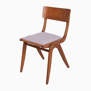 Sedie da pranzo Boomerang di Gościcińskie Fabryki Mebli, anni '60, set di 4