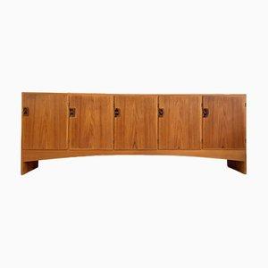 Danish Mid-Century Modern Teak Sideboard by Harry Ostergaard for Randers A/S Denmark, 1960s
