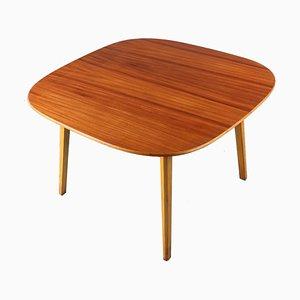Kleiner Esstisch aus Teak im dänischen Stil von Cees Braakman für Pastoe, 1950er