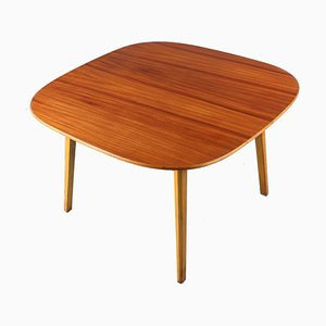 Small Danish Style Teak Dining Table by Cees Braakman for Pastoe, 1950s