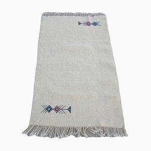 Vintage Moroccan Berber Wool Rug
