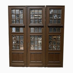 19th Century Chateau Doors, Set of 3