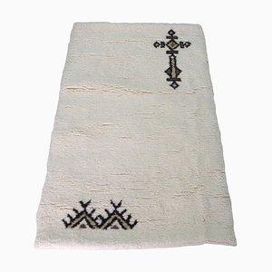 Handmade Tunisian Berber Wool Rug