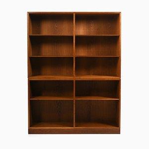 Librería abierta de Børge Mogensen para FDB Furniture