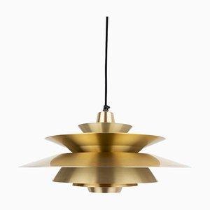 Danish Ceiling Lamp by Knud Christensen for Christensen Electrics, 1970s