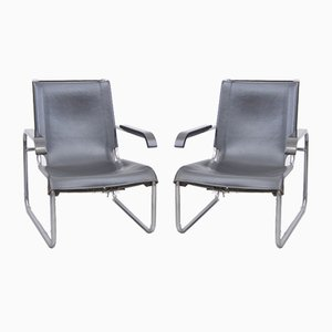 Model S35 Chair by Marcel Breuer for Thonet