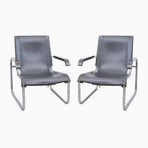 Modell S35 Stuhl von Marcel Breuer für Thonet