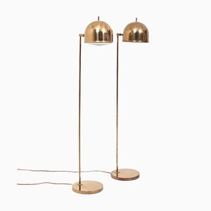 G-075 Floor Lamps from Bergboms, Set of 2