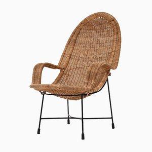 Stora Kraal Easy Chair by Kerstin Hörlin-Holmquist for Nordiska Kompaniet